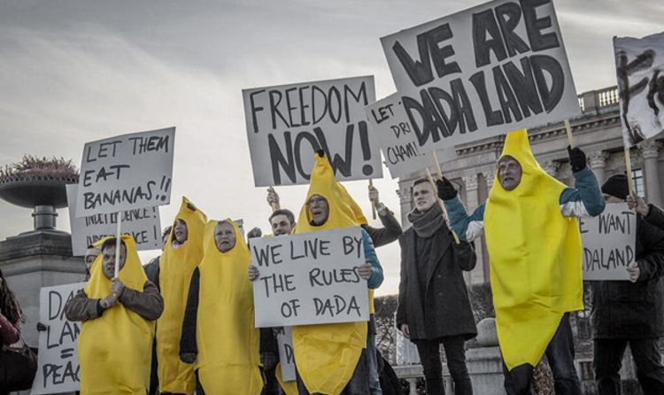 Dadaland is free!