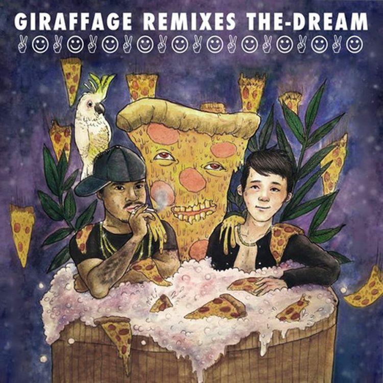 Giraffage regala remixes: The Dream