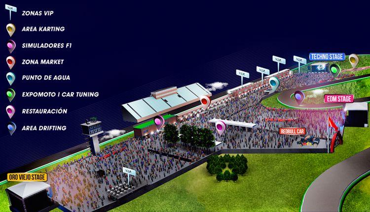 Motorsound Festival desvela sus actividades de motor