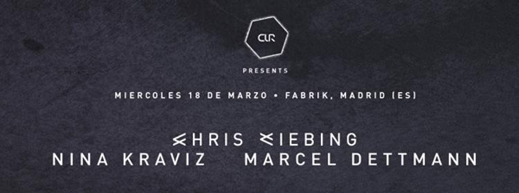 El miércoles 18 de marzo, Madrid temblará al ritmo de Techno con CLR en Fabrik