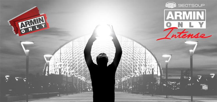 ¿Quieres una entrada para el evento del año? ¡Sorteamos DOS para Armin Only Intense!