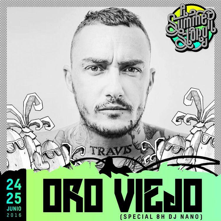 A Summer Story Oro Viejo 2016