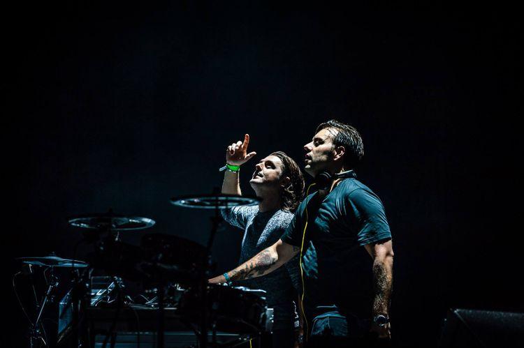 "Axwell /\ Ingrosso publican otro ""mini-documental"""