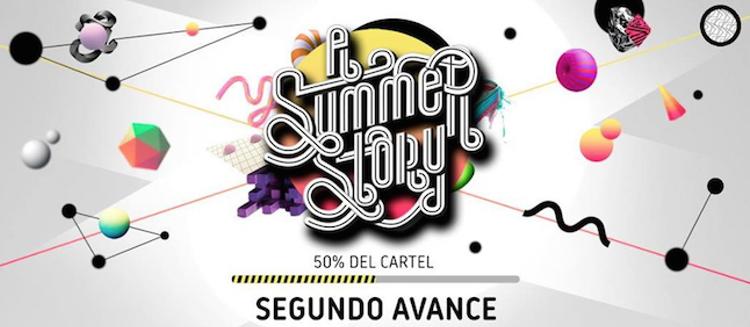 A Summer Story revela el 50% de su cartel.