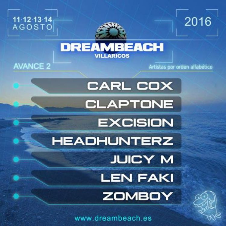 DREAMBEACH 2016 excision