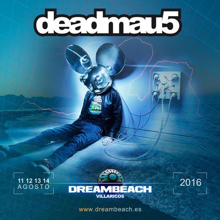 DREAMBEACH 2016 deadmau5
