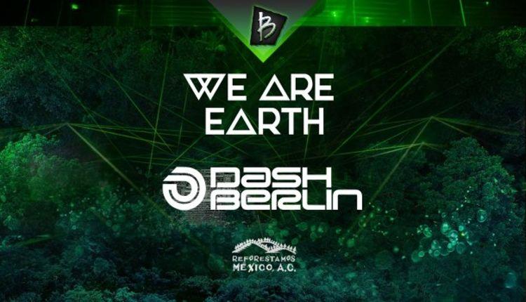 """""""WE ARE EARTH"""" Un movimiento en pro de la Selva Maya"""