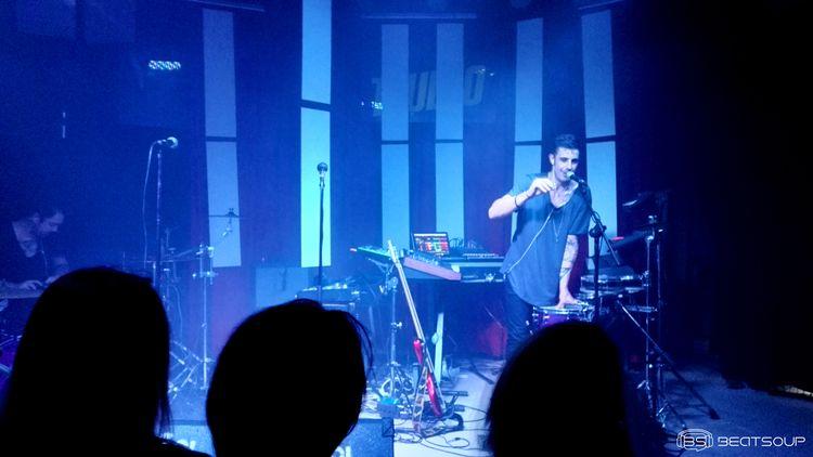 Ed Is Dead deslumbra presentando 'Change' en directo