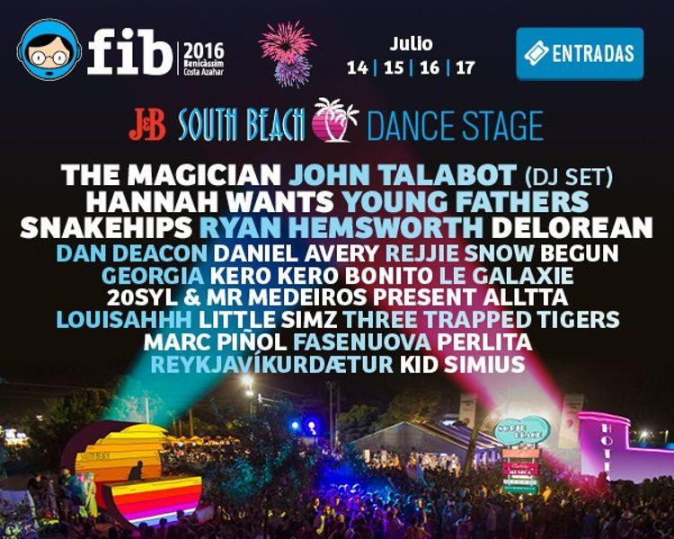FIB 2016 J&B