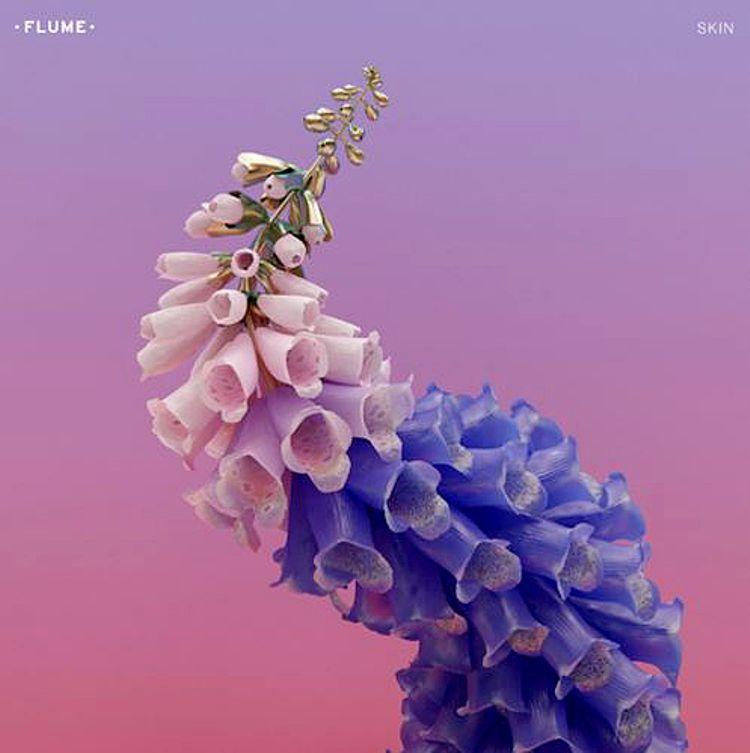 Flume presenta su nuevo álbum: 'Skin'