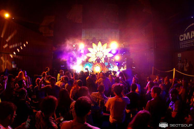 Corona Hidden SunSets despide el verano a lo grande
