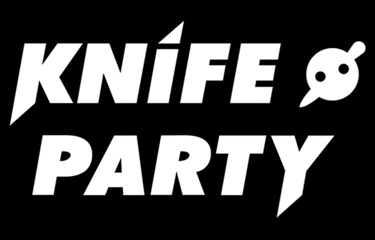 ¿Dónde estaba Knife Party?