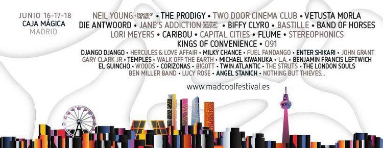 Mad Cool Festival Die Antwoord