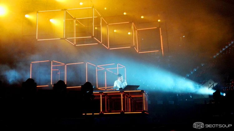 Mad Cool Festival Flume