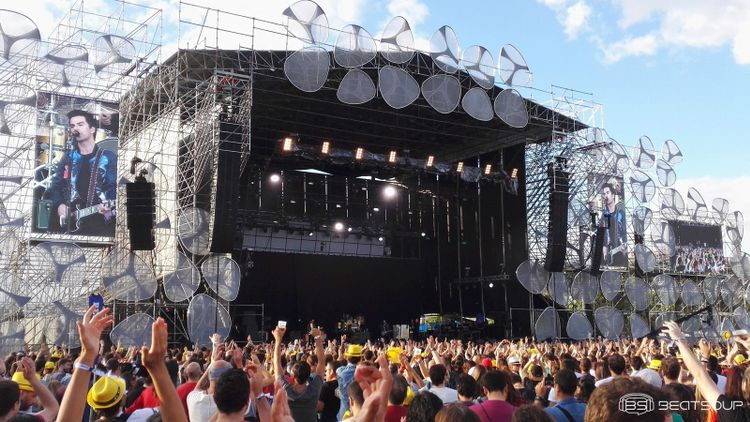 Mad Cool Festival Stereophonics