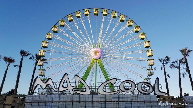 Mad Cool Festival debuta por todo lo alto