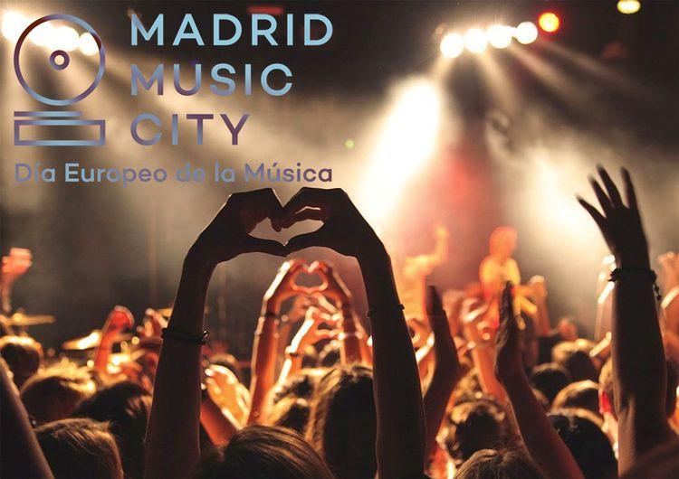 Madrid Music City: vanguardia para el Día Europeo de la Música