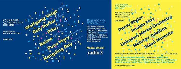 Madrid Music City pro