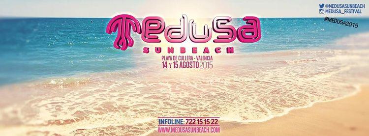 La segunda edición de Medusa Sunbeach Festival viene fuerte