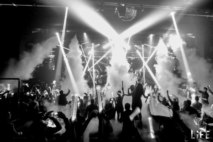 Los clubs de Las Vegas; una nueva perfomance inimaginable