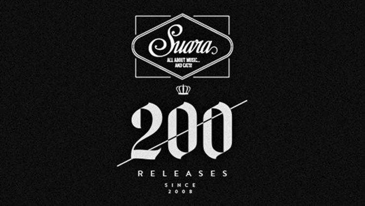 Coyu firma el lanzamiento 200 de Suara