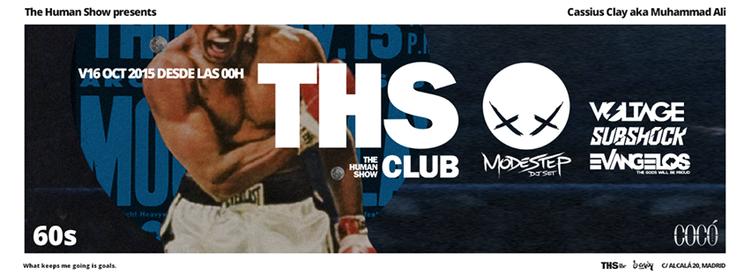 Modestep llega a THS Club este viernes