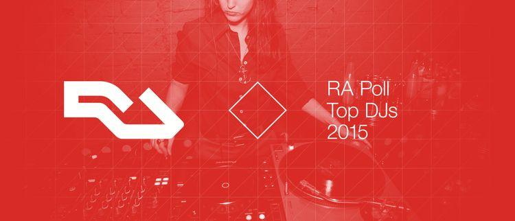 Top 100 DJs 2015 de Resident Advisor