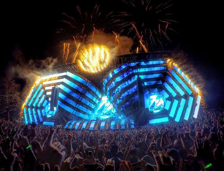 ¡Videosets de Ultra Music Festival 2016!