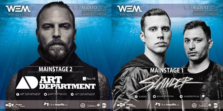 WEM Music Festival 2