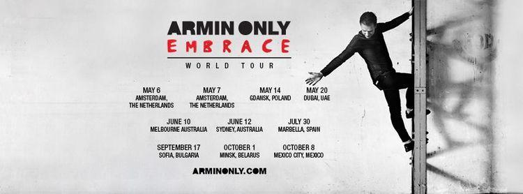 Armin Only Embrace... ¿doble fecha en nuestro país?