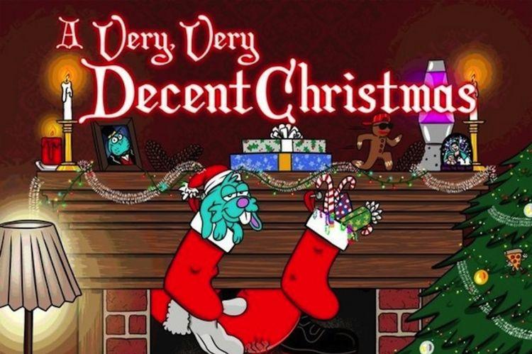 Villancicos obra de Mad Decent: 'A Very Very Decent Christmas'