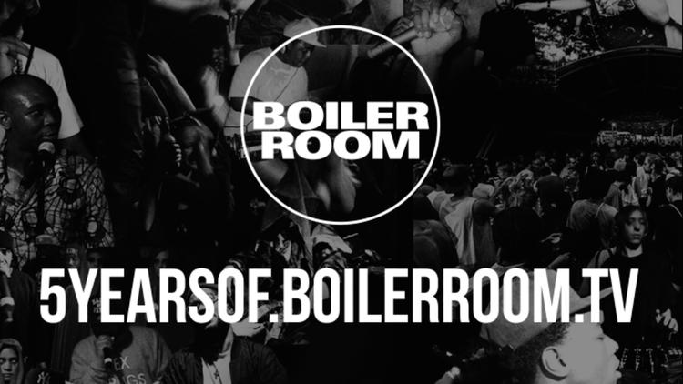 Boiler Room cumple cinco años