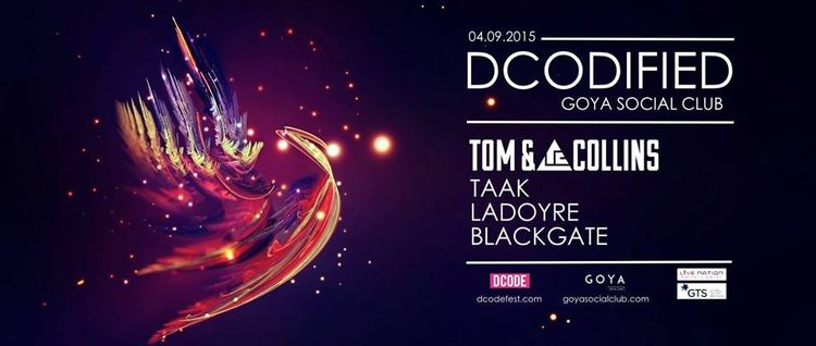 DCODE arranca en Goya Social Club