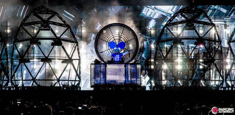 deadmau5 comparte nueva música y estará en UMF... en ASOT