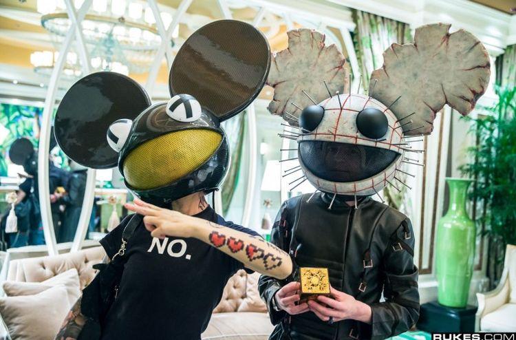 deadmau5 vuelve a colaborar con un fan