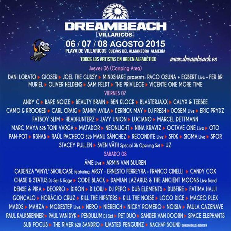 dreambeach final