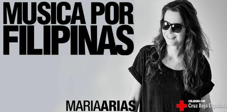 "TED Talks: ""Música por Filipinas"" proyecto musical solidario Made In Spain."