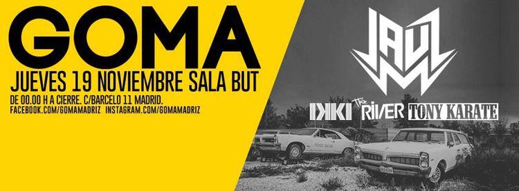 Jauz se estrena en España en el inicio de GOMA
