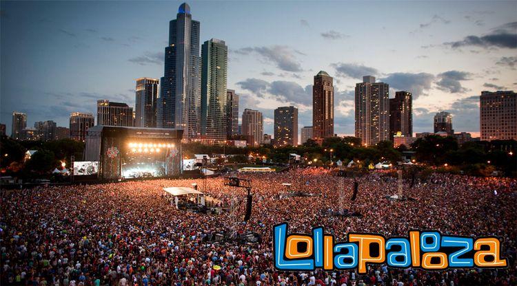 Lollapalooza llega a Europa y presenta sus line-up sudamericanos