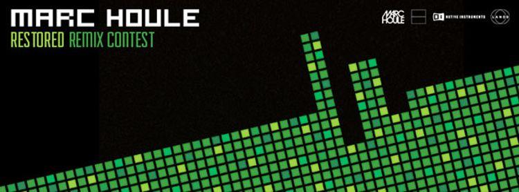 Marc Houle recupera 'Restored' a base de remixes