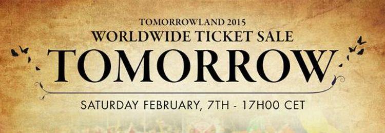 Mañana salen a la venta las entradas de Tomorrowland, que sigue confirmando artistas