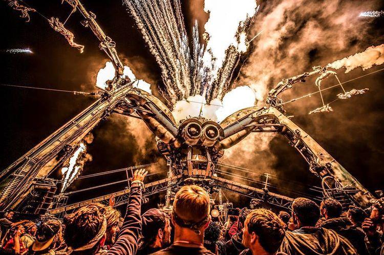 ultra music festival 2016 resistance