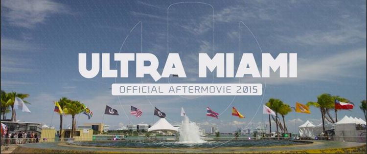 Ultra Music Festival se supera con su aftermovie 2015