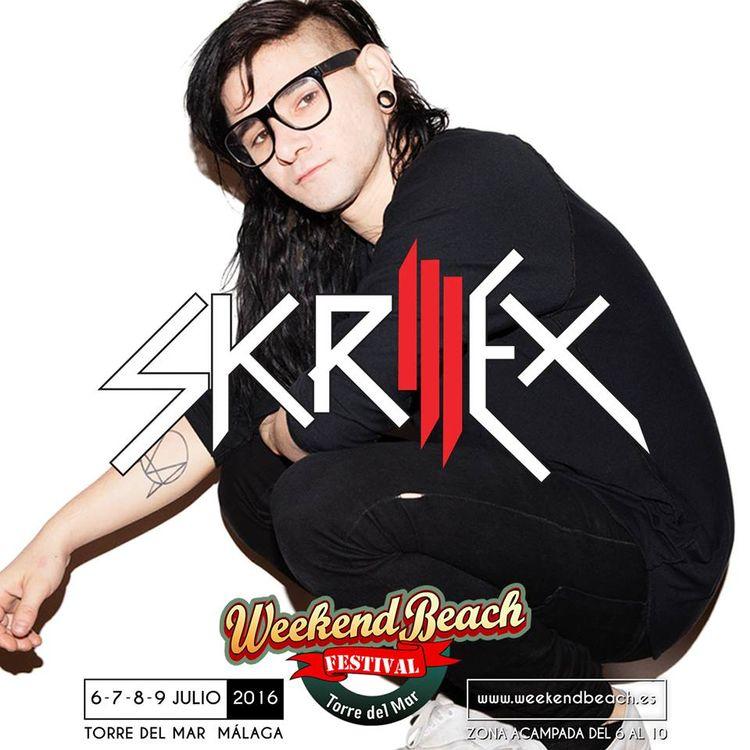 Skrillex confirma su única fecha este verano en España