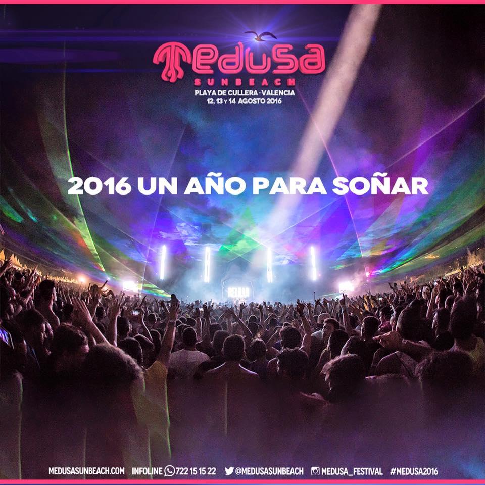 Medusa Sunbeach Festival 2016 completa su cartel y cuelga el Sold Out