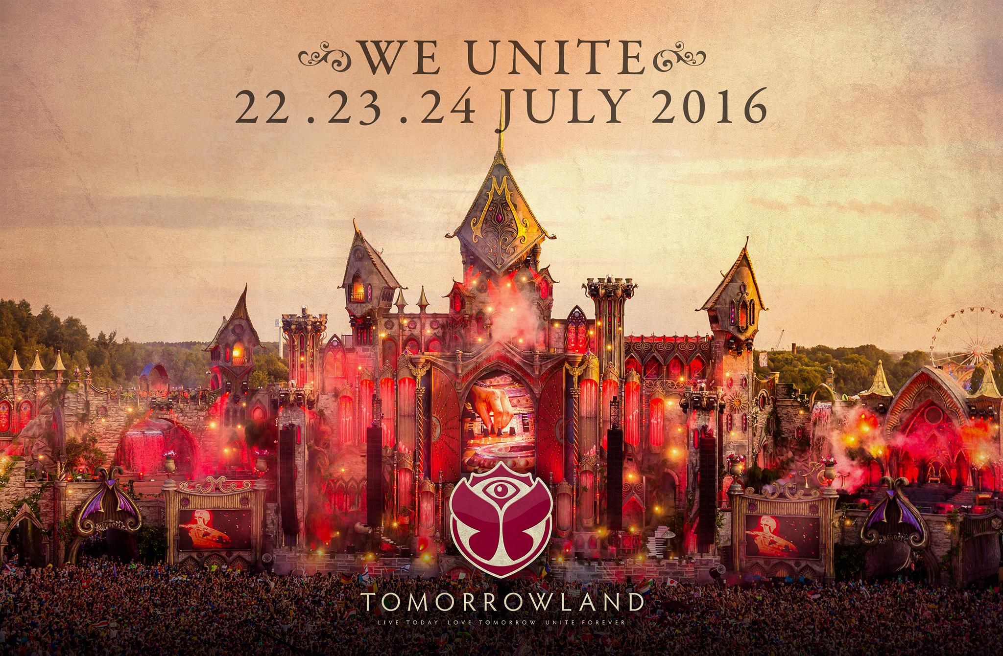Se filtran imágenes e información de lo que será Tomorrowland 2016