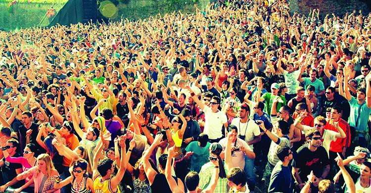 Asistir a festivales nos hace más felices