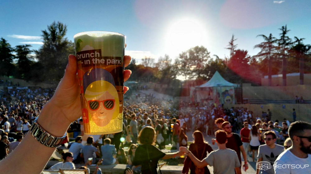 Brunch In The Park Madrid: los domingos al sol