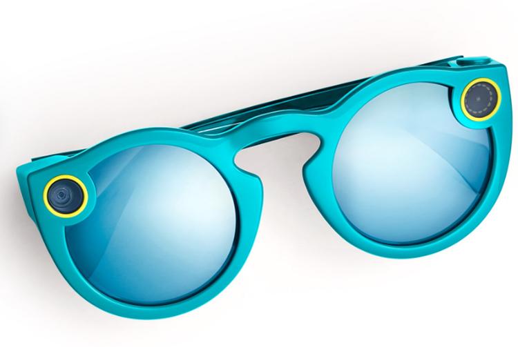 Spectacles, el nuevo producto de Snapchat