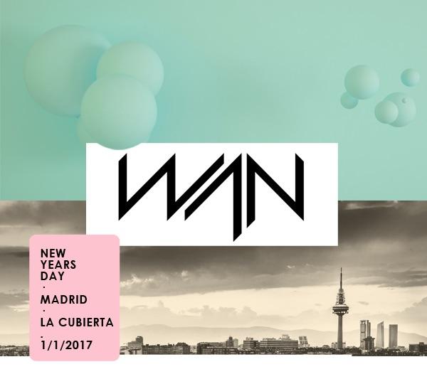 Wan Festival 2017 suma a Richie Hawtin y Fabio Florido en su Line Up